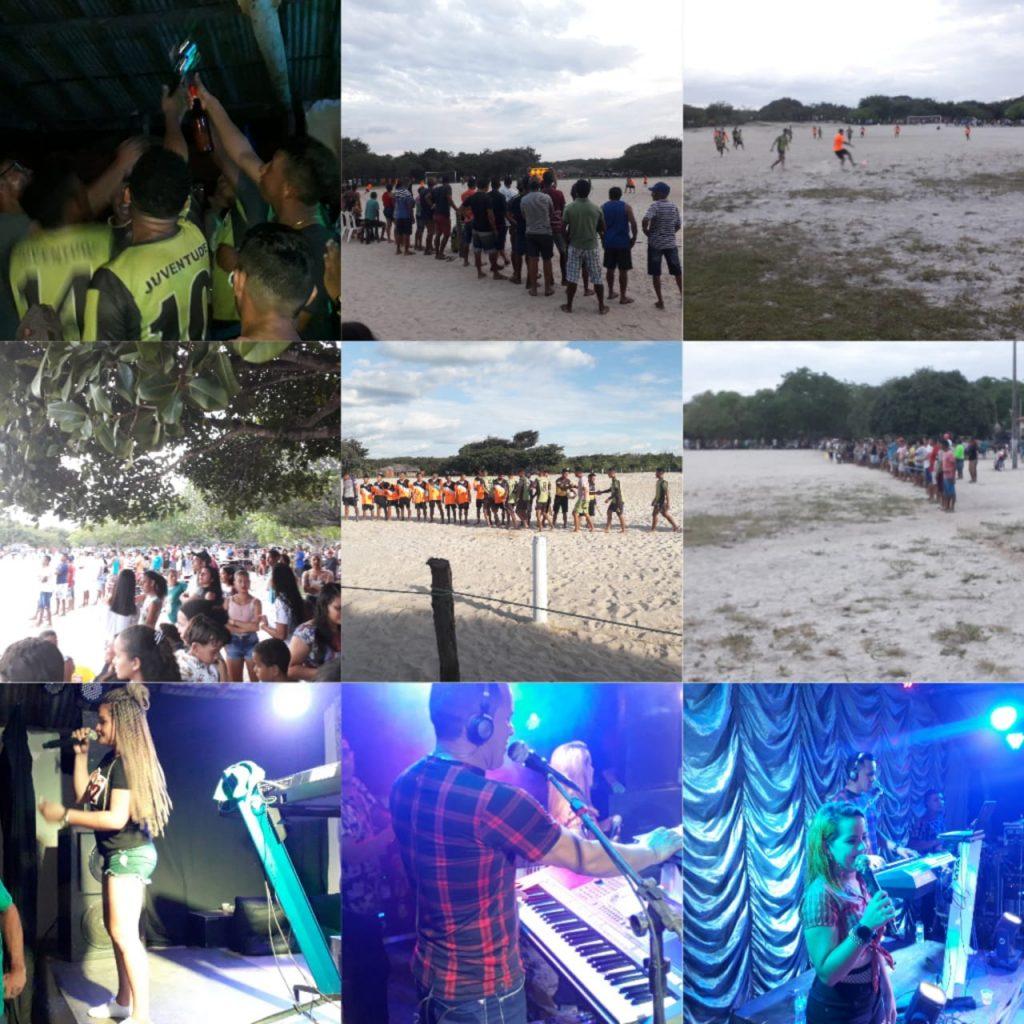 Final da Liga das Areias 2019, Engenho Campeão, diversão e muita festa