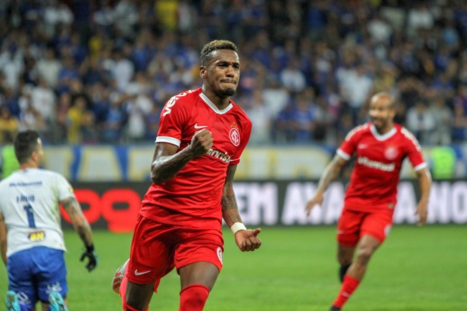 Inter larga em vantagem nas semifinais da Copa do Brasil