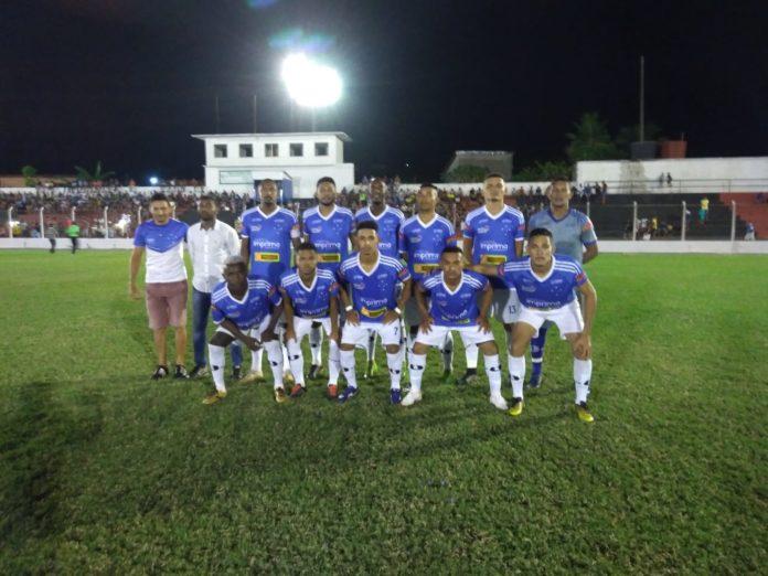 Cruzeiro vence o Fabril e garante vaga na final no Campeonato Codoense