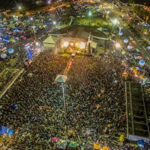 Ora São Luís e Retiros Culturais reúne multidão na Praça Maria Aragão