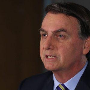 """""""Estamos diante do maior desafio da nossa geração"""", diz Jair Bolsonaro"""