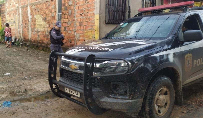 Operação combate facções criminosas envolvidas em homicídios e outros crimes em Ribamar