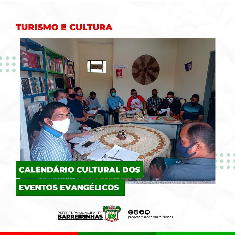 Barreirinhas: Prefeitura cria calendário de eventos evangélicos sem a presença do Conselho de Cultura e causa polêmica
